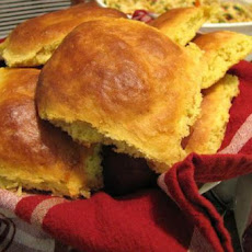 Potato and Saffron Bread