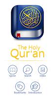 Screenshot of The Holy Quran - English
