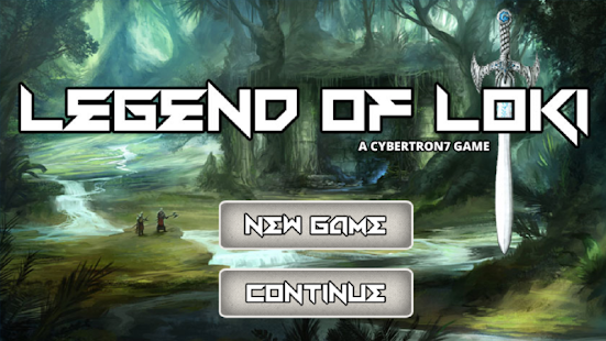 Legend of Loki - screenshot