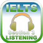 IELTS Listening section 3 (s1) icon