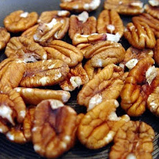 Toasted Butter-Glazed Pecans