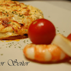 Fish and Shellfish Lasagna