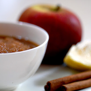 Raw Apple Sauce Recipes