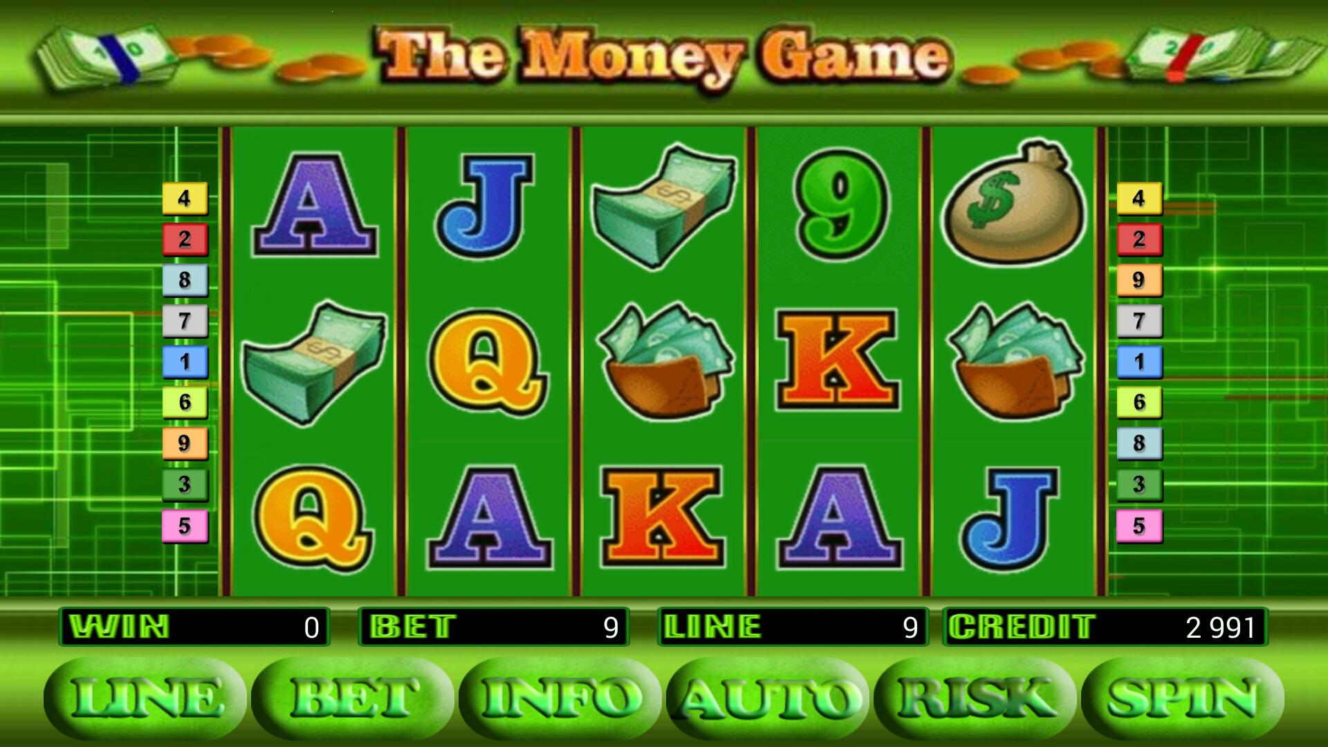 какие бывают игры в казино