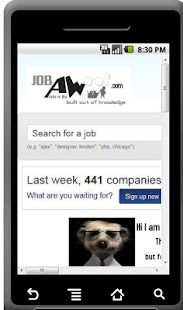 jobawoof - screenshot