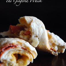 Sourdough Crescent Pizza Rolls (C Mom Cook)
