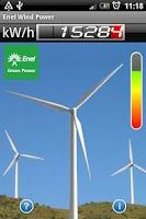 Screenshot of Enel Wind Power
