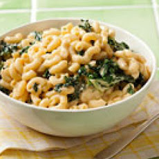Kale Mac 'n' Cheese