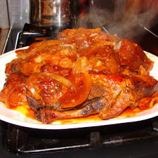 Delicious Crock Pot Barbecue Ribs