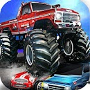 Monster Truck Car Crusher icon
