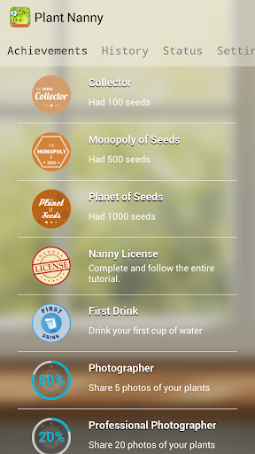 Plant Nanny - Water Reminder - screenshot