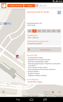 Screenshot of norisbank mobile