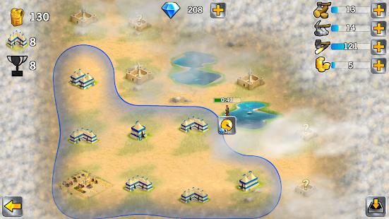 Game Battle Empire: Rome War Game APK for Windows Phone