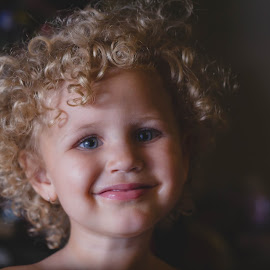 Charlotte by Nathanael Ensley - Babies & Children Child Portraits