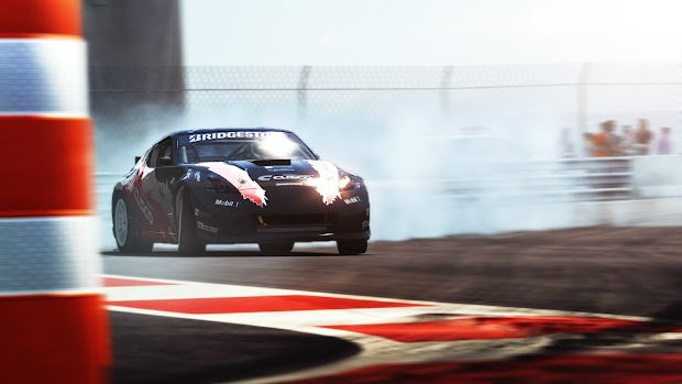 New Grid Autosport video shows plenty of trading paint