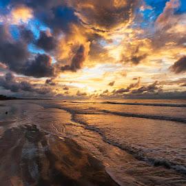 by Fadhil Azizi Esmar - Landscapes Cloud Formations