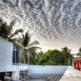 by Shreyas Sriram - Landscapes Cloud Formations