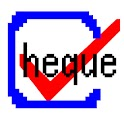 Cheque Writer icon