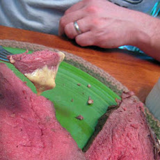 Beef Tenderloin With Wasabi-Honey Sauce