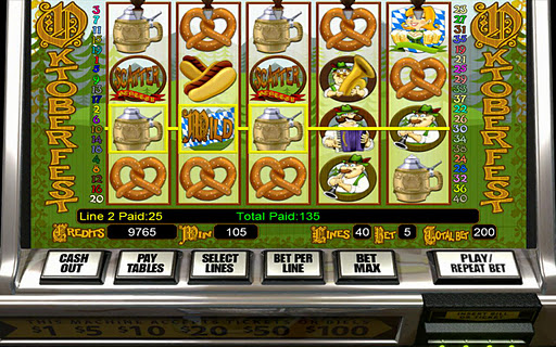 Oktoberfest HD Slots - screenshot