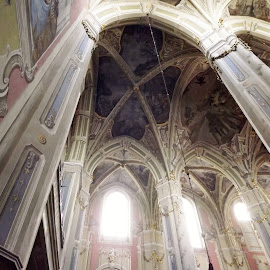 lviv cathedral ukraine  by Sue Anderson - Buildings & Architecture Places of Worship