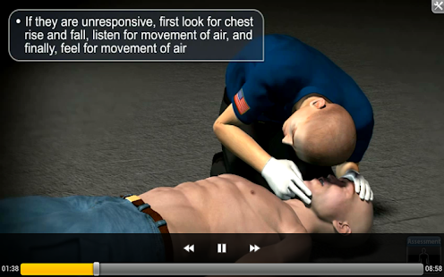 Medrills: Respiration - screenshot