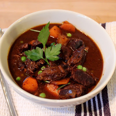 Beef Stew with Rosemary