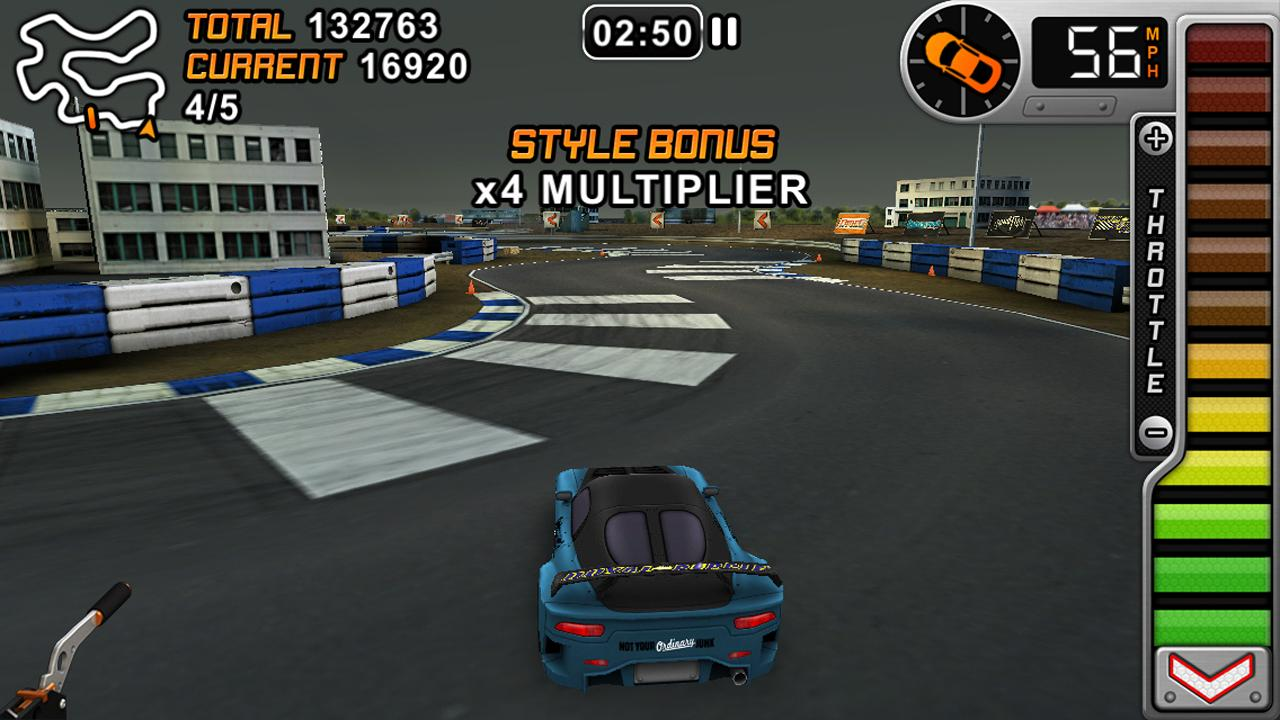 Drift Mania Championship Screenshot 2
