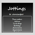 Jottings icon