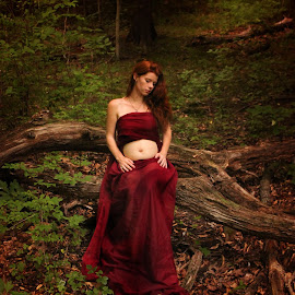 Mother of Nature by Lindsey Roush - People Maternity (  )
