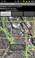 Screenshot of GPS Locate & Share Free