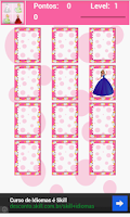 Screenshot of MEMORY GAME: PRINCESS FREE