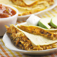 Baked Quesadillas
