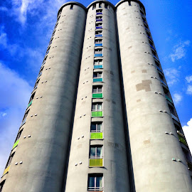 The silo...... by Kristian Jøraandstad - Buildings & Architecture Homes
