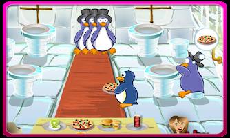 Screenshot of Penguin Cookshop