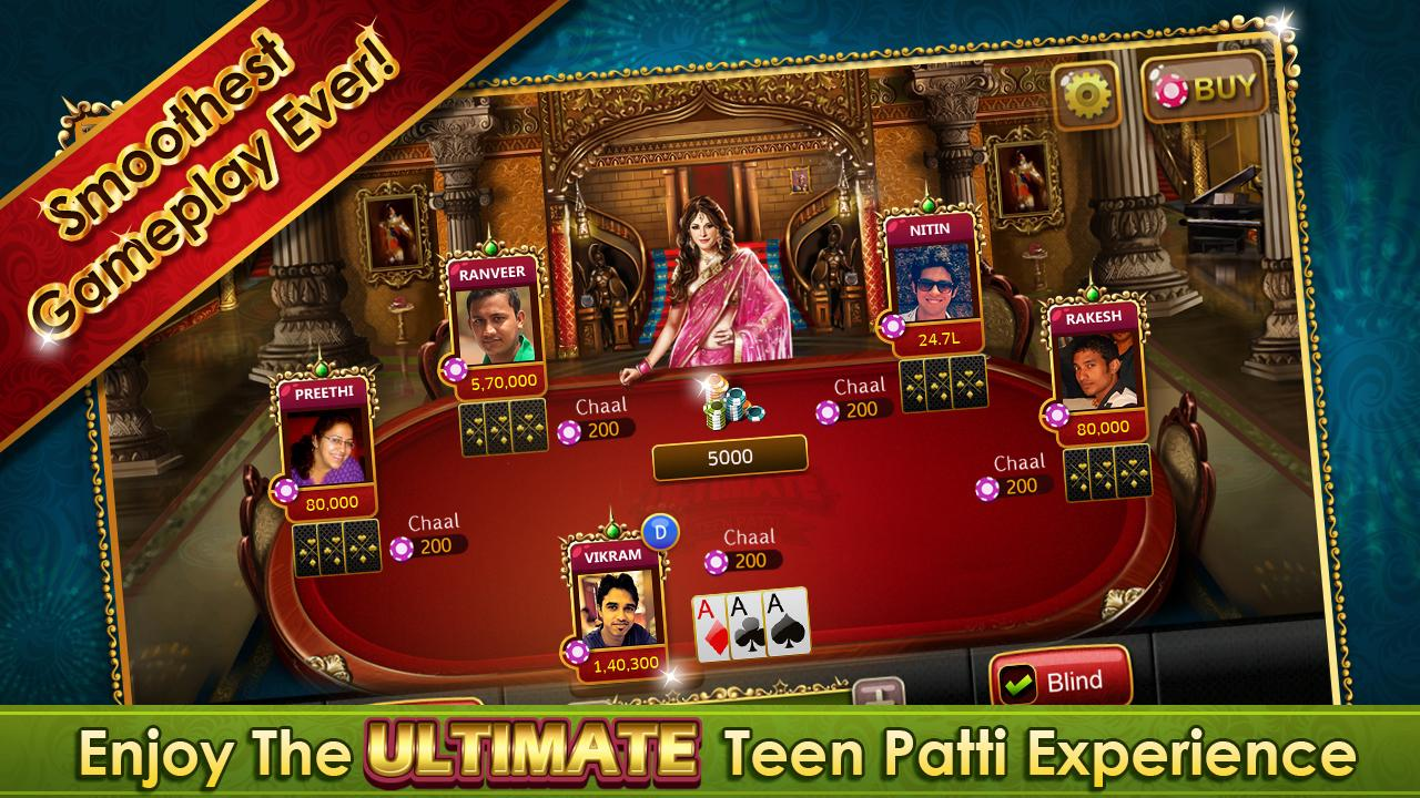 Ultimate Teen Patti Screenshot 13