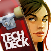 Tech Deck Skateboarding APK for Bluestacks