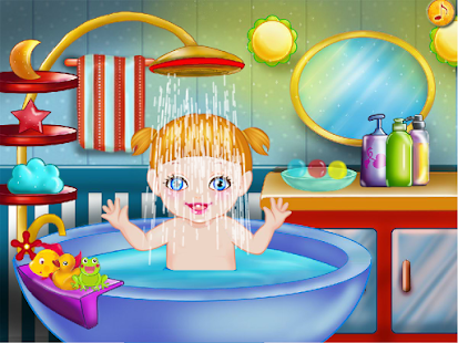 baby bath games for girls apk 7 9 3 free casual games for android. Black Bedroom Furniture Sets. Home Design Ideas