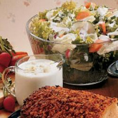 Low-Fat Blue Cheese Dressing