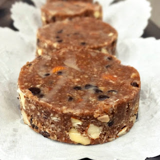 Rawesome Almond Joy Fudge