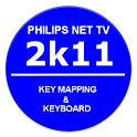 Philips 2k11 TV Key Map icon