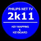 Philips 2k11 TV Key Map icon