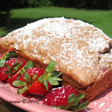 Strawberry Almond Bread