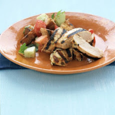 Grilled Chicken Breasts with Buttermilk Marinade
