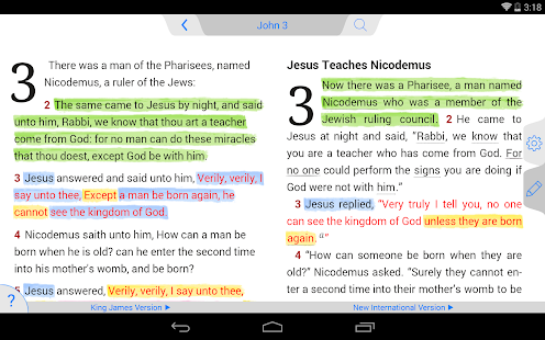 App Holy Bible King James + Audio APK for Kindle