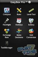 Screenshot of EasyBox
