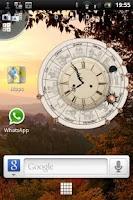 Screenshot of AstroClock (+Widget)