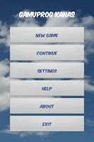 Screenshot of GamuProg Kanas