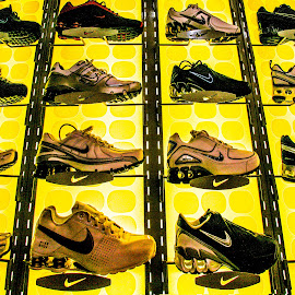Shoes by Mike O'Connor - Sports & Fitness Running ( shoes, costa rica, display, runners, trainers,  )