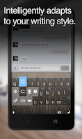 Screenshot of WORDWAVE Keyboard FREE